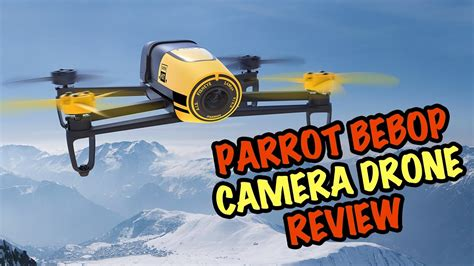 parrot bebop drone review  skycontroller youtube