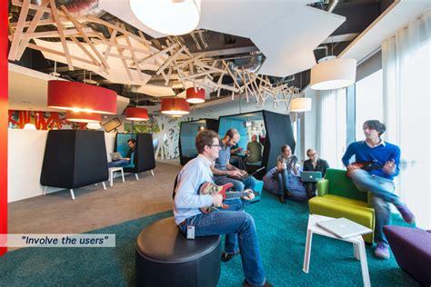 Google's New Office In Dublin : Google Office Dublin 2