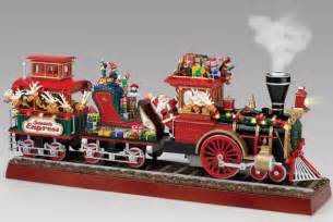 mr christmas animated musical lighted santas express decoration 79001 ebay