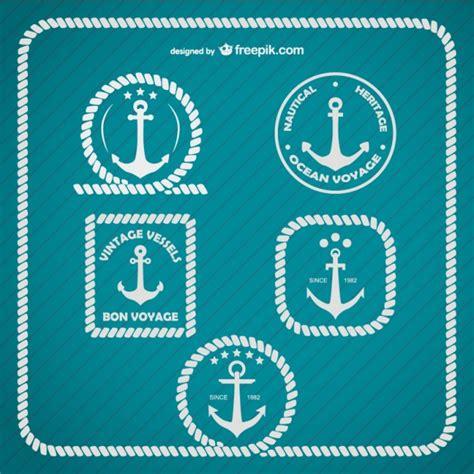 Anker Logo by Anker Logo Vorlage Meeres Download Der Kostenlosen Vektor