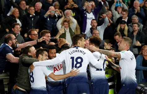 Tottenham set to face Chelsea in the fourth round of the ...