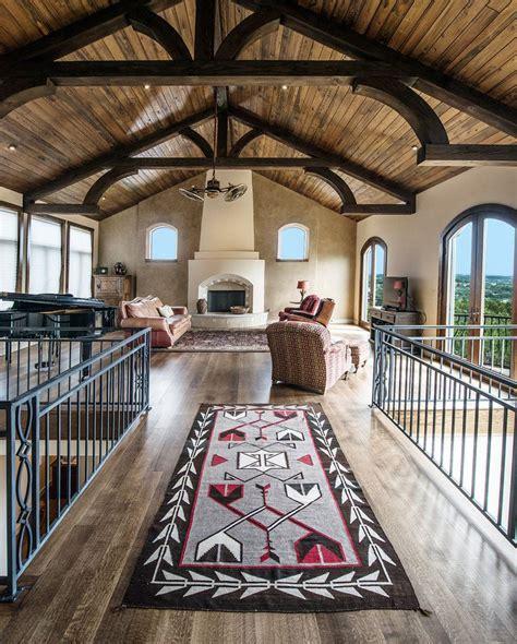 Antebellum Home Interiors - southwestern decor design decorating ideas