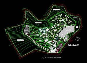 Wildlife Conservation Park & Animal Clinic 2D DWG Design