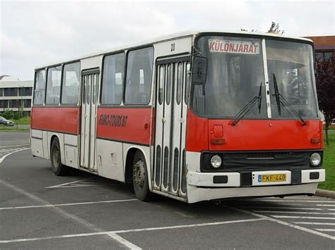 Bus And Coach Photos  Ikarus Eurotours Bt