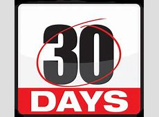30 Good Ideas in 30 Days Thanks for a great series