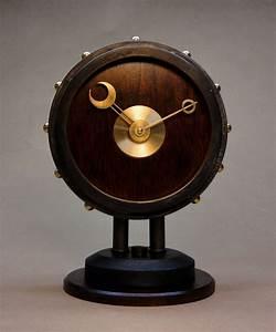 Steampunk Modern Desk Clock Fashionable Modern Desk Clock