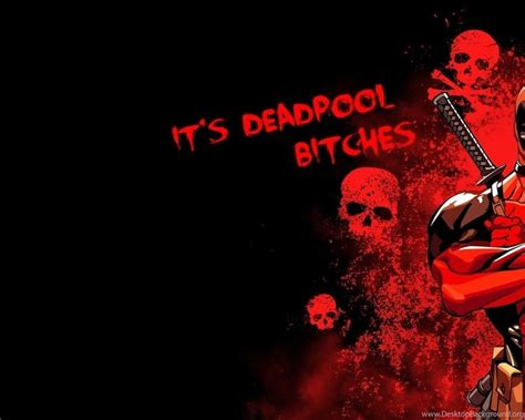 deadpool wallpapers hd cutewallpaperorg desktop background