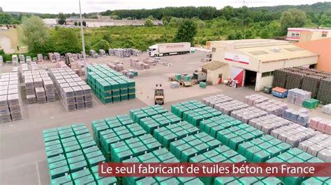 Fabrication Des Tuiles by Monier La Fabrication Des Tuiles B 233 Ton En