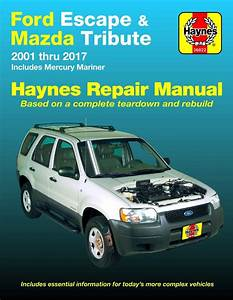 Ford Escape  U0026 Mazda Tribute 2001