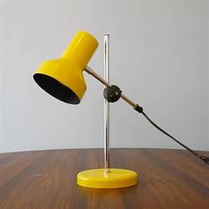 Lampe Rose Gold : lampe bureau table vintage balancier la maison retro ~ Teatrodelosmanantiales.com Idées de Décoration