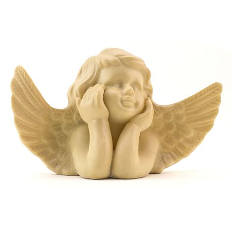 ceramic cherub angel figure statue decoration sculpture figurine baby decor ebay