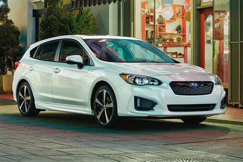 2019 Subaru Impreza New Car Review Autotrader