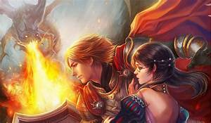 Free The Knight And Princess Wallpaper Background 162263