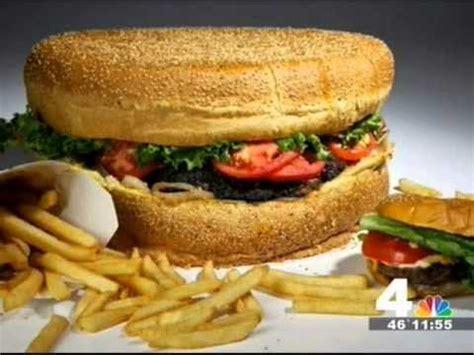 BGR The Burger Joint Giant Burger NBC4 from Washington ...