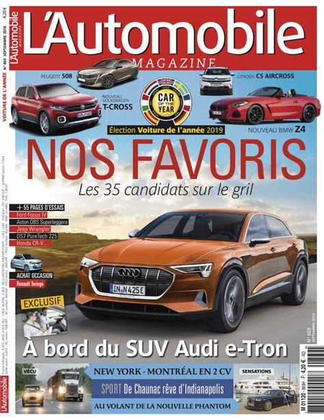 abonnement l automobile magazine pas cher avec le bouquet epresse fr - L Automobile Magazine