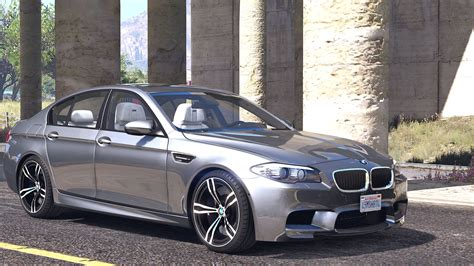 2012 BMW M5 f10 [Add-On | Replace | Tuning | Animated ...