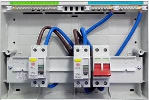 Wiring Diagram For Consumer Unit In Garage