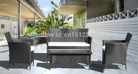 high quality kd outdoor furniture wholesale 203 sets