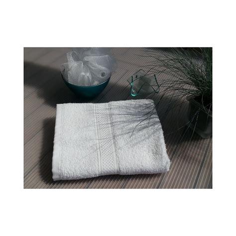 lot linge de toilette serviette de bain lavable coton 50 x 70 cm gplus distribution