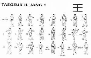 Taekwondo   Video 1  U2013 Taegeuk Il Jang  First Poomse