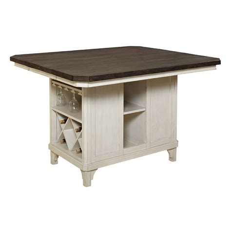 Wayfair Kitchen Island Chairs by Avalon Furniture Mystic Cay Kitchen Island Reviews Wayfair