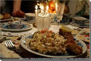 Repas De Noel Poisson : no l traditionnel tch que une journ e particuli re ~ Melissatoandfro.com Idées de Décoration