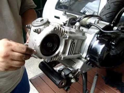 Bore Up Suzuki Smash 150cc by Block Upgrade Wmv Or Y2mate