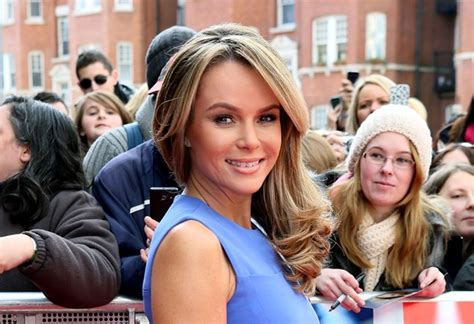 Amanda Holden Fights For Rights Of Miscarriage Sufferers