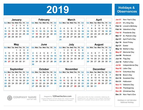 Printable Calendar 2020 Singapore Public Holiday