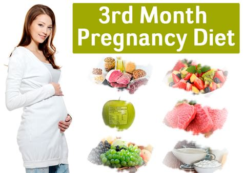month  pregnancy diet  foods  eat  avoid