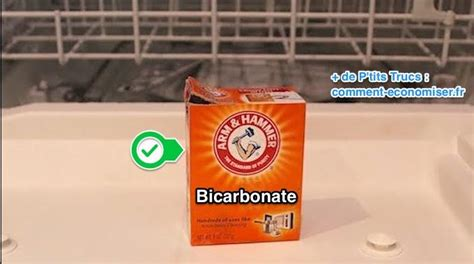 bicarbonate de soude lave linge pour d 233 graisser le lave vaisselle plus besoin de nettoyant sun utilisez du bicarbonate 224 la place