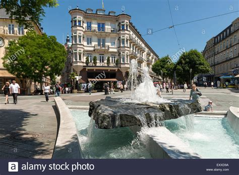 Shopping Center Baden Baden by In The Spa Town Of Baden Baden In The Black
