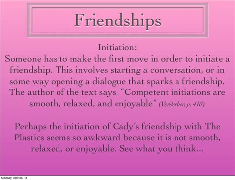 Friends and friendship essay