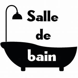 Stickers Porte Salle De Bain : sticker porte salle de bain baignoire stickers salle de ~ Dailycaller-alerts.com Idées de Décoration