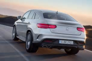 Mercedes Gle Class Picture by Mercedes Gle Class Coupe 2015 Pictures 19 Of 48