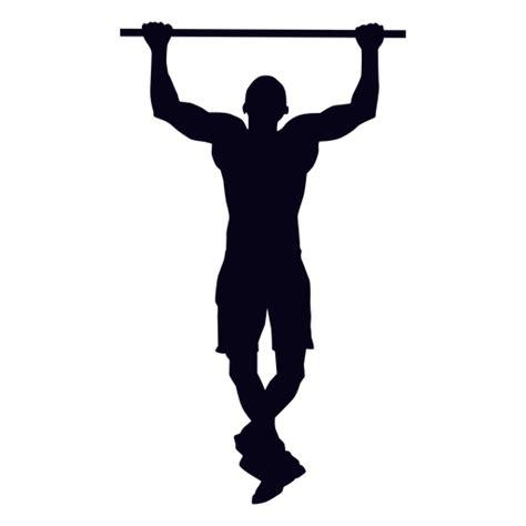 crossfit silhouette pull silueta transparent svg silhueta vector tire pullup kettlebell clipart arriba puxe vexels hacia workout crucifijo gym ziehen