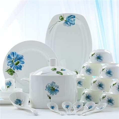 sets plates kitchen dinnerware china dishes bone porcelain food accessories containers bento box aliexpress garden