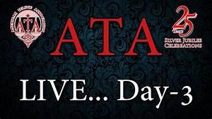 American Telugu Association (ATA) Silver Jubilee ...