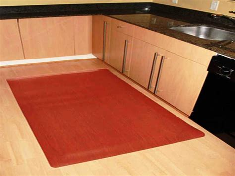 Decorative Kitchen Floor Mats With Under Table