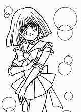 Coloring Sailor Saturn Moon Pages Sheets Adult Da Colorare Printable Colouring Pluto Colors Princess Books Oasidelleanime Crafts Book3 Popular Visit sketch template