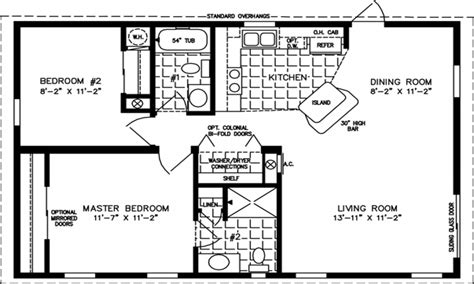 Home Design 1000 Square Feet : House Plans For 800 Sq Ft Image