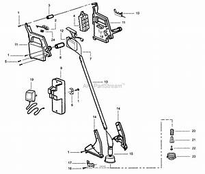 poulan handystik lite parts diagram for trimmer assembly With weed eater diagram