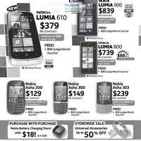 lg sony htc nokia smartphones no contract price list 9 jun 2012