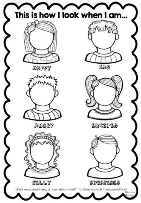 exploring emotions worksheet from miss mac s rockin resources dbt pre service teachers