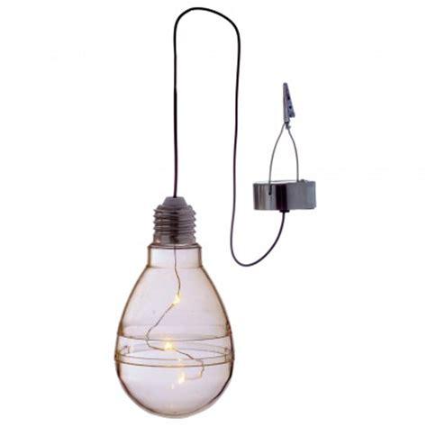 Solar Light Bulbs by Solar Powered Garden Light Bulb