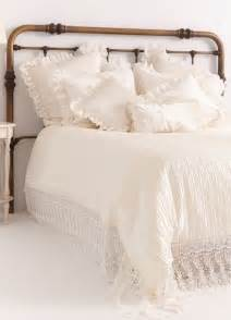 French Country Linen Bedding