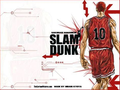 Slam Dunk Anime Wallpaper - slam dunk anime wallpapers wallpaper cave