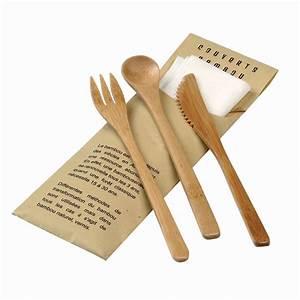 Set De Table En Bambou : location couverts bambou ~ Premium-room.com Idées de Décoration