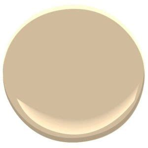 benjamin house warm beige paint colour with