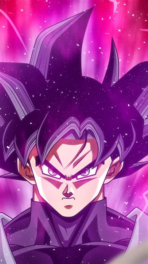 wallpaper goku black dragon ball super  anime